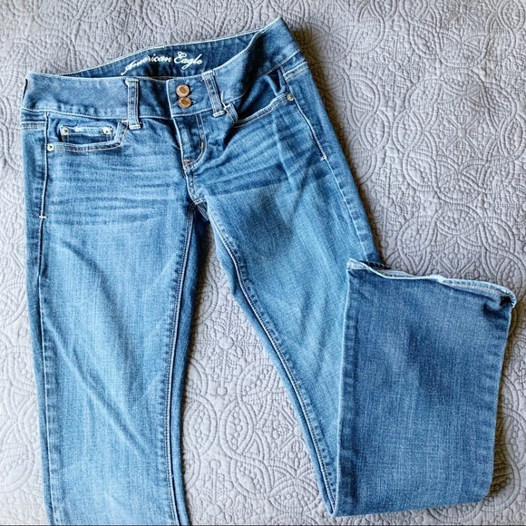 American Eagle Outfitters Denim - 🛍 AE Artist Jeans, Size 0 Short